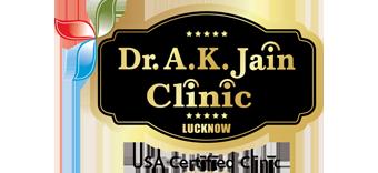 Dr. A K Jain Clinic Logo