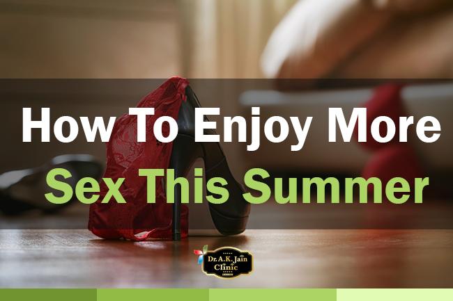 How to enjoy sex more