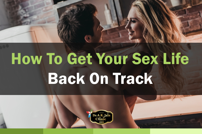 How to get your sex life back