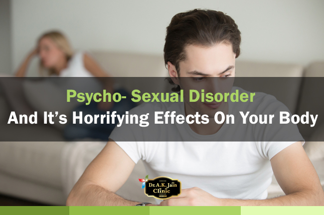 Psychosexual dysfunction with inhibited