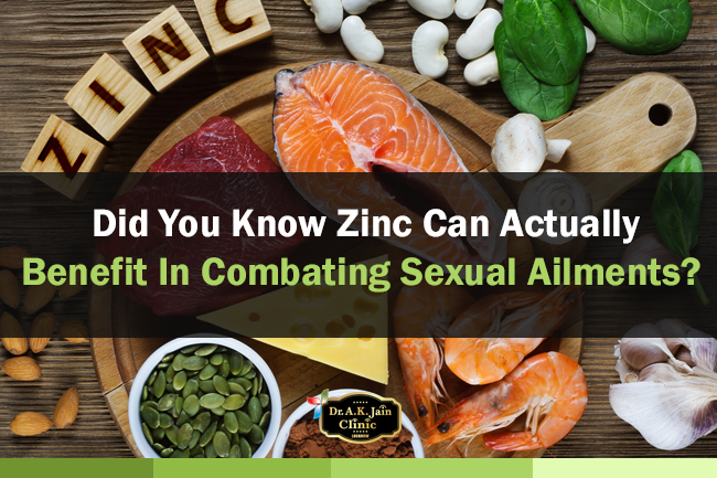 zinc can solve sexual problems