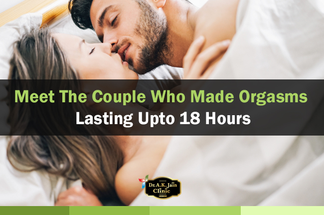 Couple Who Made Orgasms